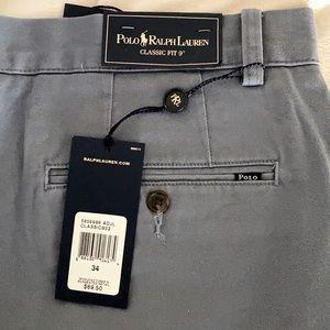 Ralph Lauren Grey Shorts